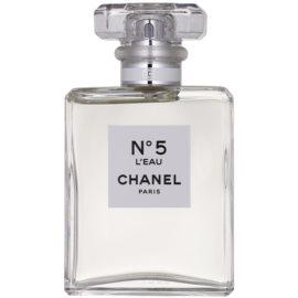Chanel No. 5 L´Eau Eau de Toilette für Damen 50 ml