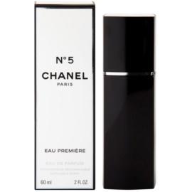 Chanel N°5 Eau Première parfumovaná voda pre ženy 60 ml plniteľný
