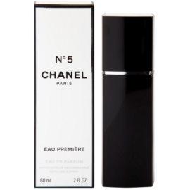 Chanel No.5 Eau Premiere Eau de Parfum para mulheres 60 ml recarregável