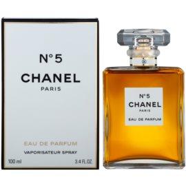 Chanel No.5 eau de parfum nőknek 100 ml