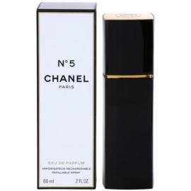 Chanel No.5 Eau de Parfum for Women 60 ml Refillable