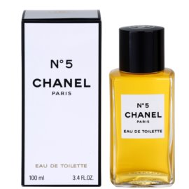 Chanel No.5 Eau de Toilette for Women 100 ml Without Atomiser