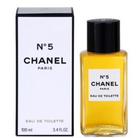 Chanel No.5 тоалетна вода за жени 100 мл. без пръскачка