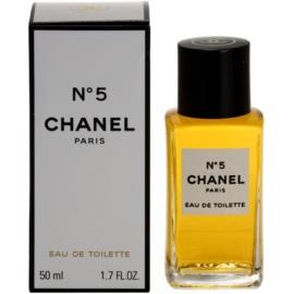 Chanel N°5 Eau de Toilette para mulheres 50 ml sem vaporizador