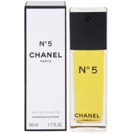Chanel N°5 Eau de Toilette for Women 50 ml