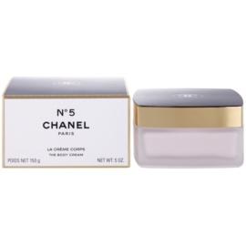 Chanel N° 5 tělový krém pro ženy 150 ml
