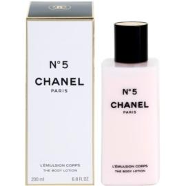 Chanel N° 5 Körperlotion für Damen 200 ml
