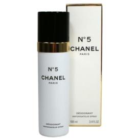 Chanel No.5 desodorizante vaporizador para mulheres 100 ml