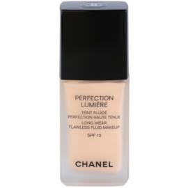 Chanel Perfection Lumiére maquillaje líquido para un look perfecto  tono 30 Beige  30 ml