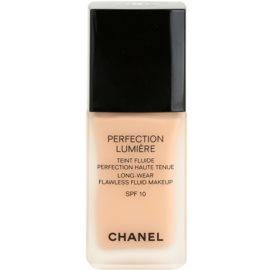 Chanel Perfection Lumiére maquillaje líquido para un look perfecto  tono 25 Beige  30 ml