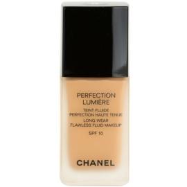 Chanel Perfection Lumiére maquillaje líquido para un look perfecto  tono 50 Beige  30 ml