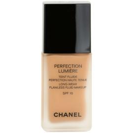 Chanel Perfection Lumiére maquillaje líquido para un look perfecto  tono 70 Beige  30 ml