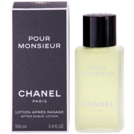 Chanel Pour Monsieur After Shave Lotion for Men 100 ml