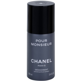 Chanel Pour Monsieur Deo-Spray für Herren 100 ml