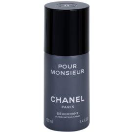 Chanel Pour Monsieur deospray pre mužov 100 ml