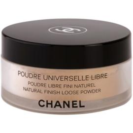 Chanel Poudre Universelle Libre sypký pudr pro přirozený vzhled odstín 40 Doré 30 g