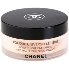 Chanel Poudre Universelle Libre pudra pentru un look natural culoare 25 Peche Clair 30 g