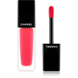 Chanel Rouge Allure Ink ruj de buze lichid cu efect matifiant culoare 144 Vivant 6 ml