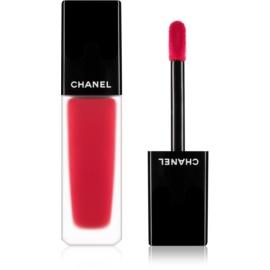 Chanel Rouge Allure Ink ruj de buze lichid cu efect matifiant culoare 152 Choquant 6 ml