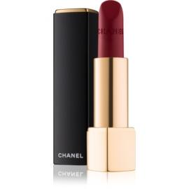 Chanel Rouge Allure Velvet zamatový rúž s matným efektom odtieň 38 La Fascinante  3,5 g