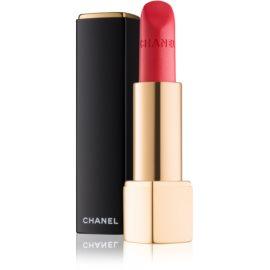 Chanel Rouge Allure intensywna, długotrwała szminka odcień 131 Étonnante 3,5 g