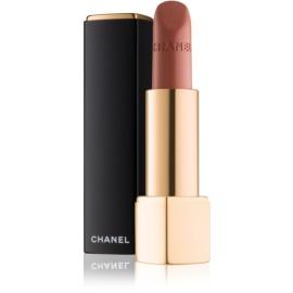 Chanel Rouge Allure intensywna, długotrwała szminka odcień 168 Rouge Ingénue 3,5 g