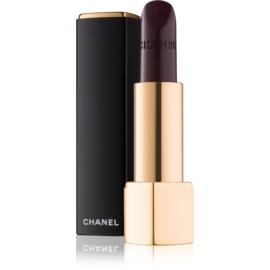 Chanel Rouge Allure Intensief Langaanhoudende Lippenstift  Tint  109 Rouge Noir 3,5 gr