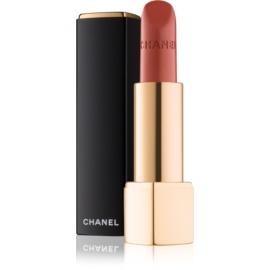 Chanel Rouge Allure intensywna, długotrwała szminka odcień 162 Pensive 3,5 g