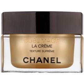 Chanel Sublimage Crema nutritiva pentru fata antirid  50 g