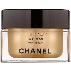 Chanel Sublimage crema regeneratoare cu textura usoara antirid  50 g