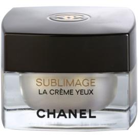 Chanel Sublimage Luxuscreme für die Augenpartien  15 g