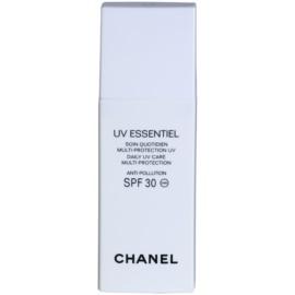 Chanel UV Essentiel mleko za sončenje za obraz SPF 30  30 ml