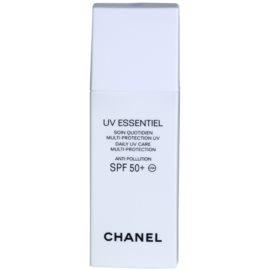 Chanel UV Essentiel Sonnenlotion für das Gesicht SPF 50+  30 ml