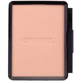 Chanel Vitalumiére Compact Douceur rozświetlający podkład w kompakcie napełnienie odcień 22 Beige Rosé SPF 10 13 g