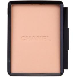 Chanel Vitalumiére Compact Douceur rozświetlający podkład w kompakcie napełnienie odcień 12 Beige Rosé SPF 10 13 g