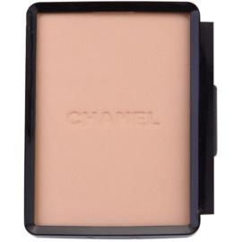 Chanel Vitalumiére Compact Douceur rozświetlający podkład w kompakcie napełnienie odcień 20 Beige SPF 10 13 g
