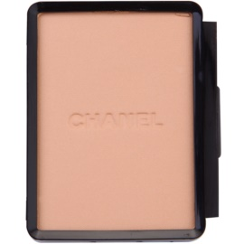 Chanel Vitalumiére Compact Douceur rozjasňující kompaktní make-up náhradní náplň odstín 32 Beige Rosé SPF 10 13 g