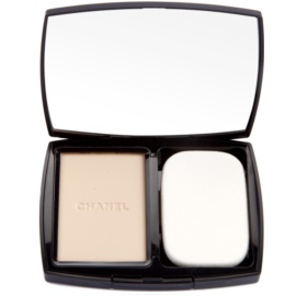 Chanel Vitalumiére Compact Douceur rozjasňující kompaktní make-up SPF 10 odstín 12 Beige Rosé 13 g