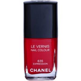 Chanel Le Vernis лак за нокти  цвят 635 Expression 13 мл.