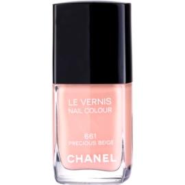 Chanel Le Vernis лак за нокти  цвят 661 Precious Beige 13 мл.