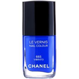 Chanel Le Vernis лак за нокти  цвят 665 Vibrato 13 мл.