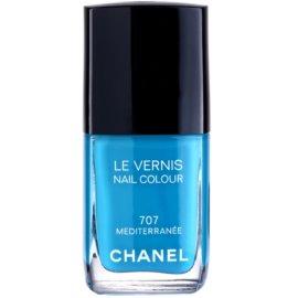 Chanel Le Vernis лак за нокти  цвят 707 Mediterranée 13 мл.