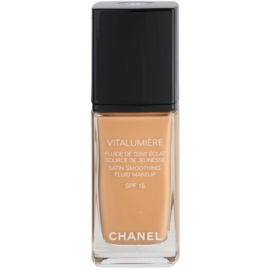 Chanel Vitalumiere tekutý make-up odstín 40 Beige  30 ml