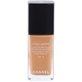 Chanel Vitalumiere tekutý make-up odstín 70 Beige  30 ml