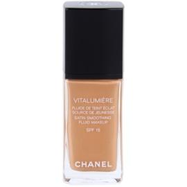 Chanel Vitalumiere tekutý make-up odstín 70 Beige  30 ml