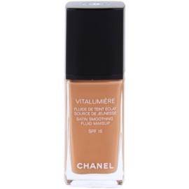 Chanel Vitalumiere tekutý make-up odstín 80 Beige  30 ml