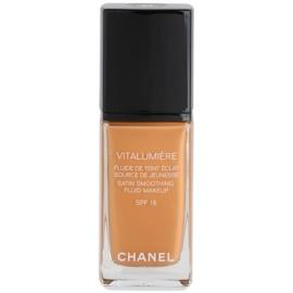 Chanel Vitalumiere tekutý make-up odstín 60 Hâlé  30 ml