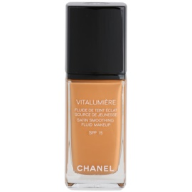 Chanel Vitalumiere tekutý make-up odstín 60 Hâlé  30 ml