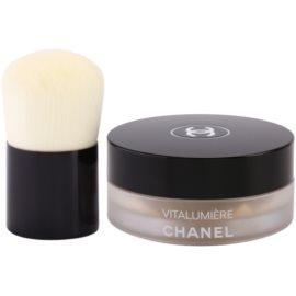 Chanel Vitalumiere sypký pudr se štětečkem odstín 20 SPF 15 10 g