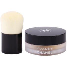 Chanel Vitalumiere sypký pudr se štětečkem odstín 40 SPF 15 10 g